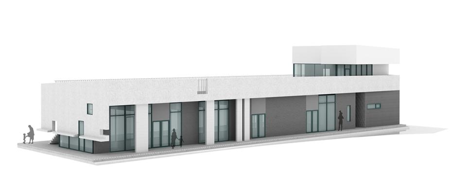 Theground architects for Boutique hotel xym pyeongtaek